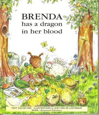 Brenda has a dragon in her blood